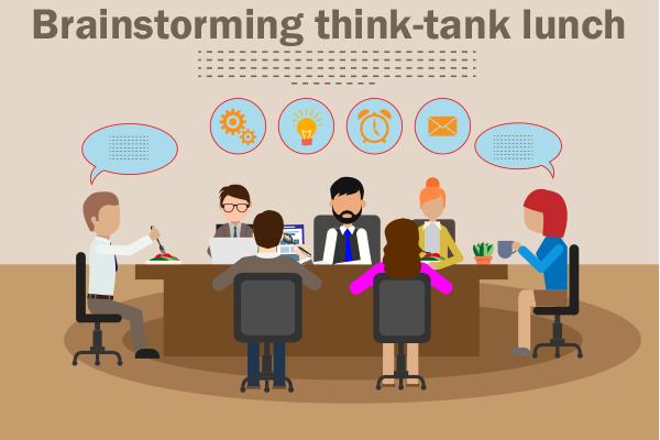 اتاق فکر، مرکزتصمیم سازی و ساختاری برای تفکر جمعی روشمند است.